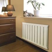 Как регулировать водяной радиатор отопления?