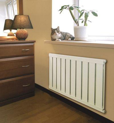 Как регулировать водяной радиатор отопления