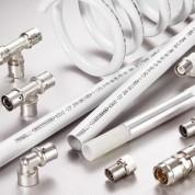 Какие типы труб применяют для монтажа системы водоснабжения жилого дома?