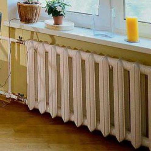 Чугунные радиаторы отопления - характеристика, особенности, достоинства и недостатки