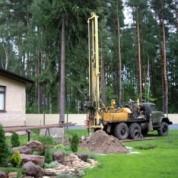 Автономное водоснабжение загородного дома из скважины