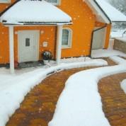 Эксплуатационные расходы на содержание систем антилёд или снеготаяния