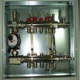 Основные виды оборудования для тёплого водяного пола