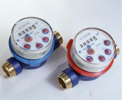 Какие бывают счётчики горячего и холодного водоснабжения