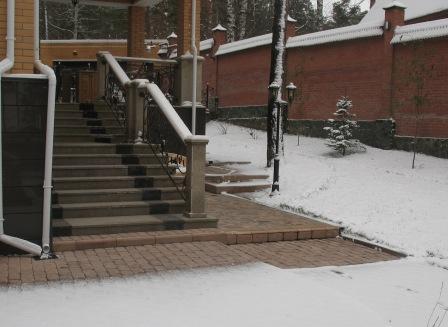 Важные технические аспекты систем снеготаяния