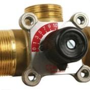 Регулировка температурных режимов в системах водяного отопления пола