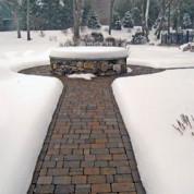 Какие узлы входят в конструкцию водяных систем снеготаяния