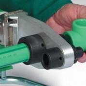 Технологии монтажа труб водоснабжения — сварка пластиковых труб