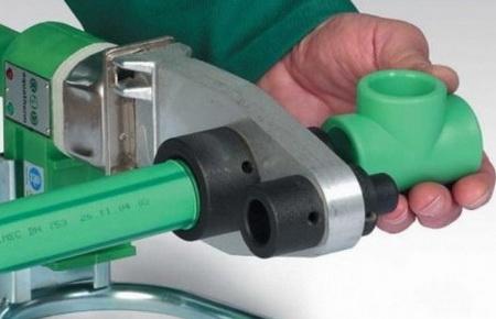 Технологии монтажа труб водоснабжения - сварка пластиковых труб