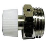 Узлы для регулировки радиаторов отопления: кран Маевского
