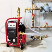 Как делают промывку радиаторов отопления