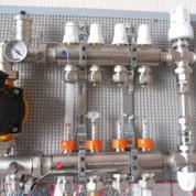 От чего зависит сложность систем водяного тёплого пола