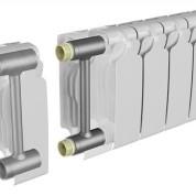 Сравнение алюминиевых и биметаллических секционных радиаторов отопления