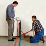 Работы, выполняемые при испытании систем водоснабжения