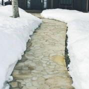 Специфические узлы систем снеготаяния